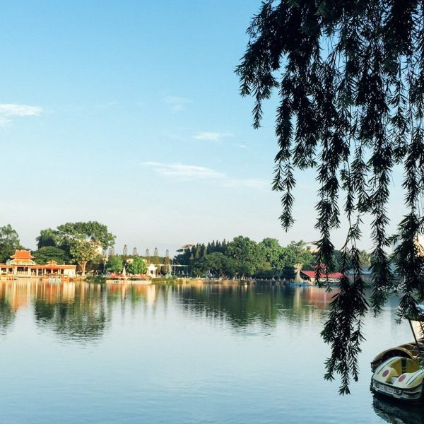 công viên văn hoá đầm sen