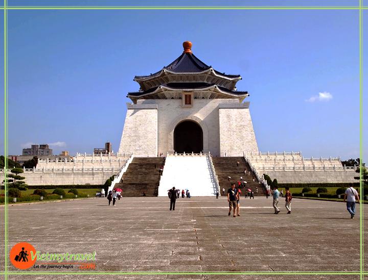 du lịch Đài Loan tết