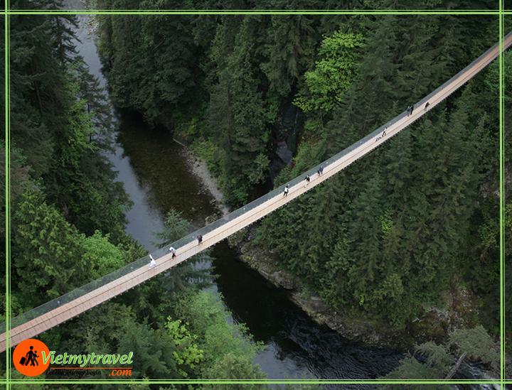 du lịch Canada Vietmytravel