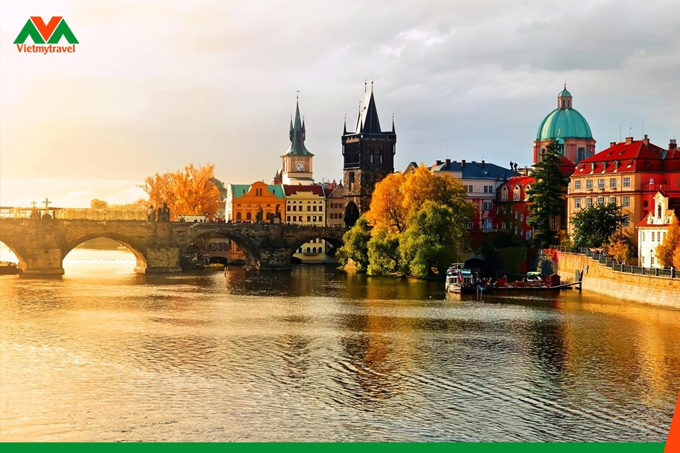 Lâu đài Prague -vietmytravel