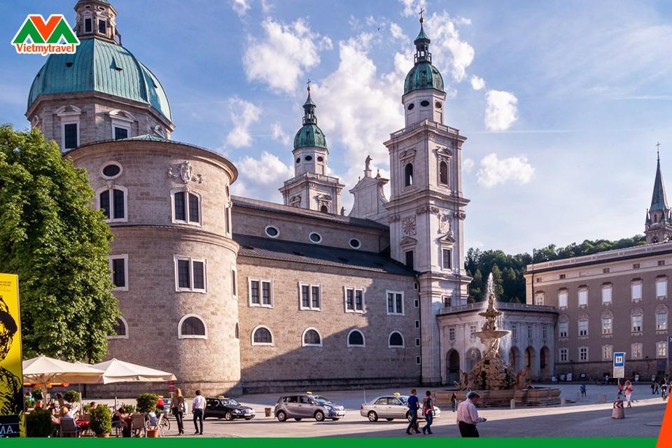 Salzburger Dom-vietmytravel
