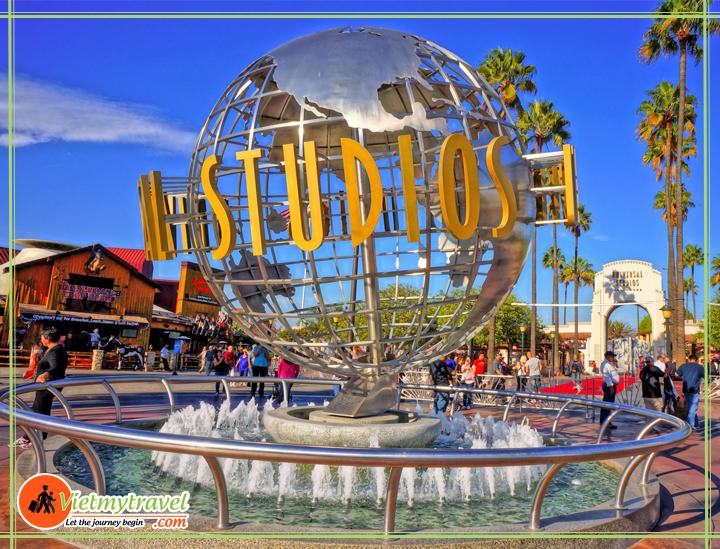 Universal USA - du lịch mỹ