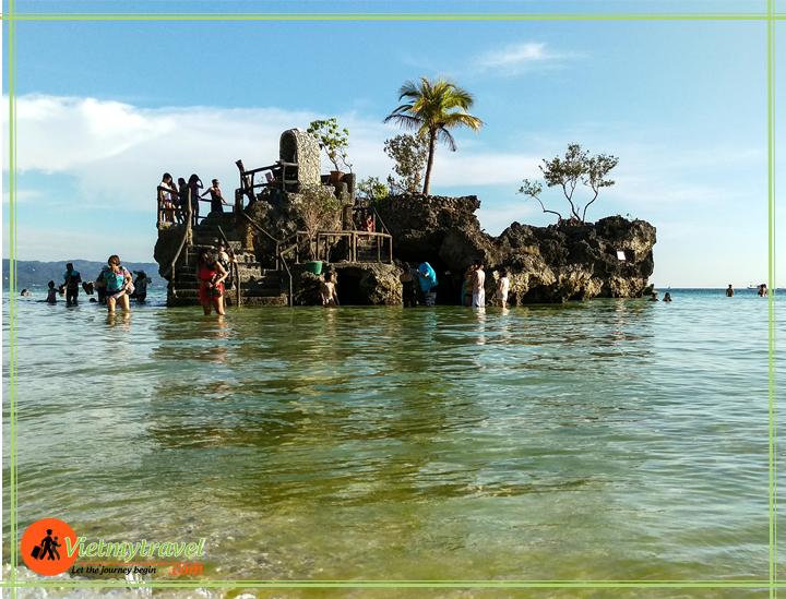 bãi biển bulabog