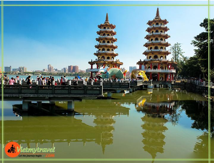 du lịch Đài Loan giá tốt