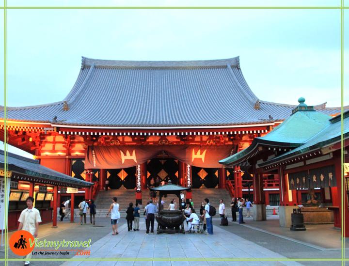 du lịch Nhật Bản Vietmytravel