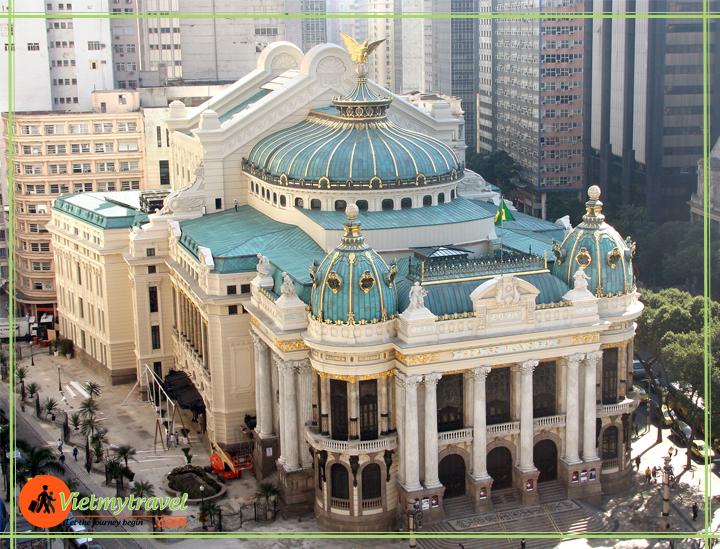 tour du lịch brazil argentina