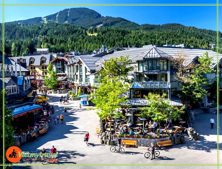 Làng du lịch Whistler