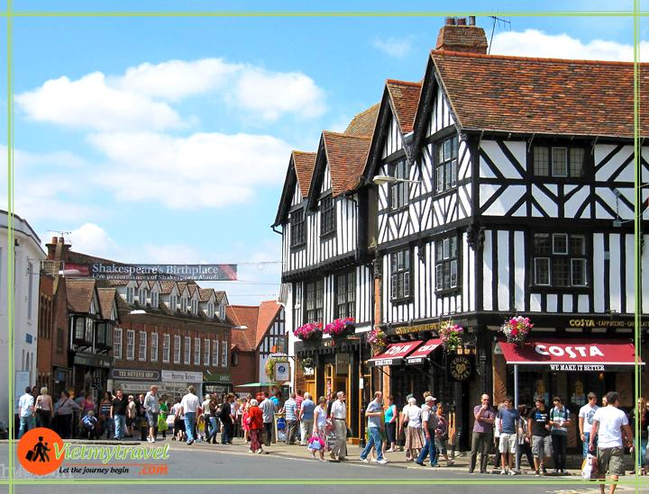 Stratford-upon-Avon - Anh
