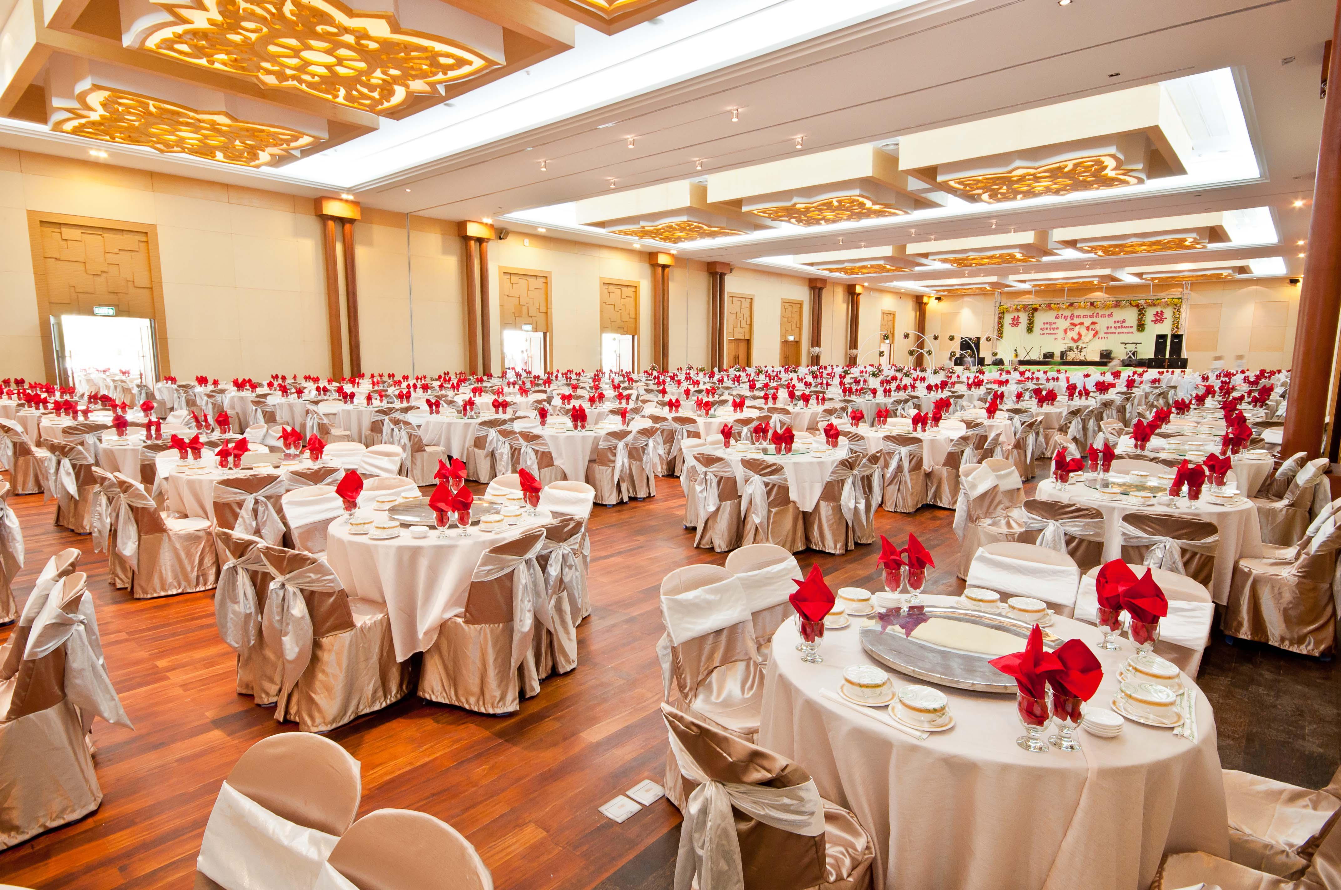 tổ chức tiệc gala dinner Vietmytravel
