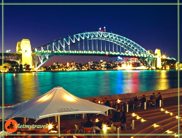 du lịch Úc vietmytravel