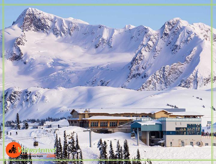 Khu trượt tuyết Whistler Blackcomb