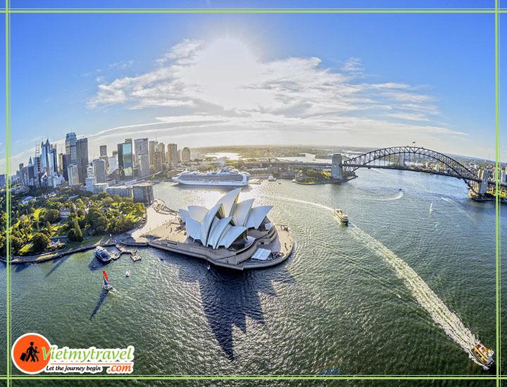 Sydney Opera House vietmytravel