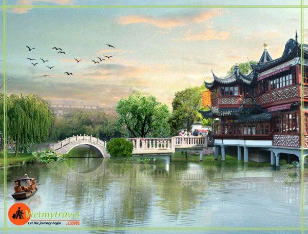 du lịch Trung Quốc Bắc Kinh Vietmytravel