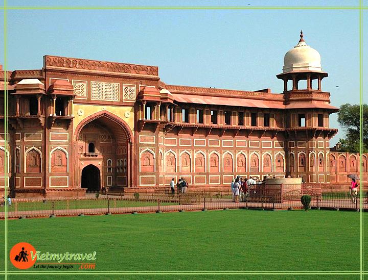 Pháo đài Agra