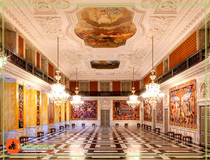 Cung điện Christiansborg