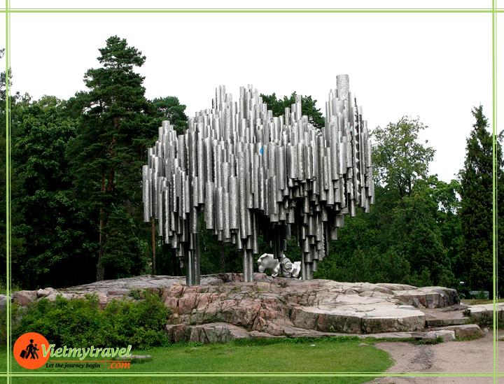 Đài tưởng niệm Sibelius