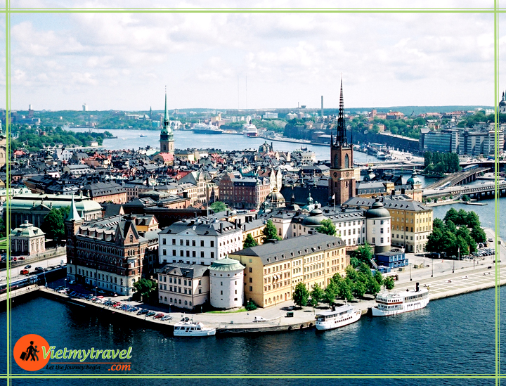 Tòa thị chính Stockholm
