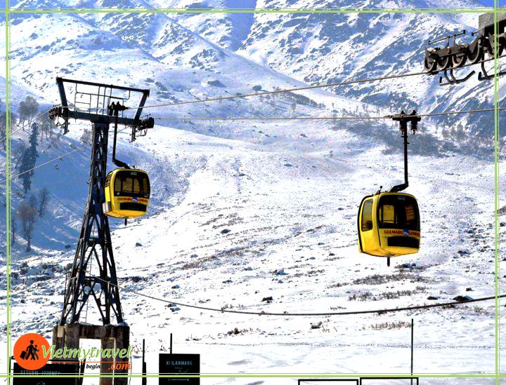 thung lũng Kashmir
