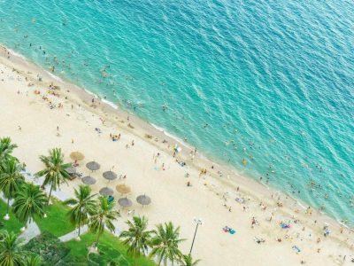 du lịch biển Cam Bình Vietmytravel