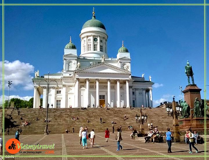 thượng viện Helsinki