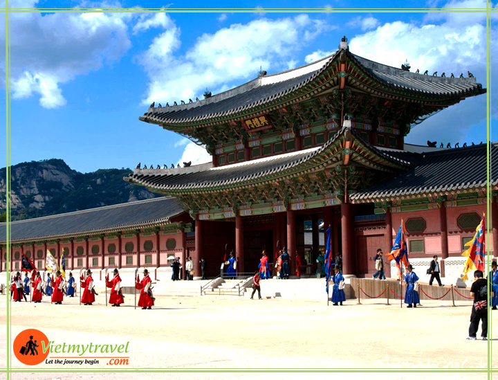 du lịch Hàn Quốc Vietmytravel