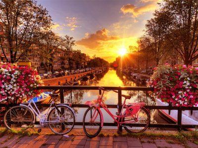 Tour Châu Âu Pháp - Lux - Hà Lan - Bỉ - Đức