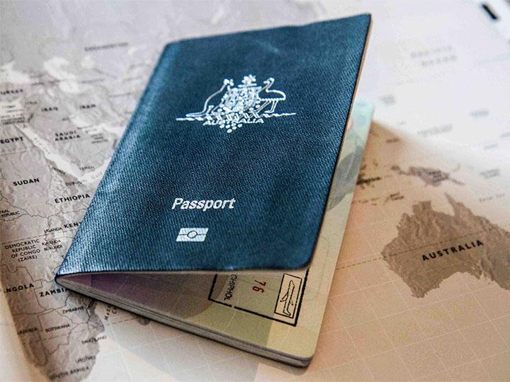 Xin visa Úc quan trọng nhất là giấy tờ, hồ sơ.