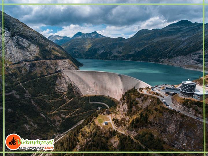 Tour du lịch Mỹ liên tuyến Đông Tây - Dập thủy điện Hoove Dam.