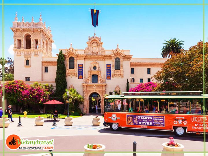 Du lịch Hoa Kỳ Tết 2019 - Phố cổ San Diego