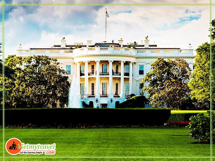 White House - ngôi nhà quyền lực nhất tại Mỹ - Tour Du Lịch Mỹ