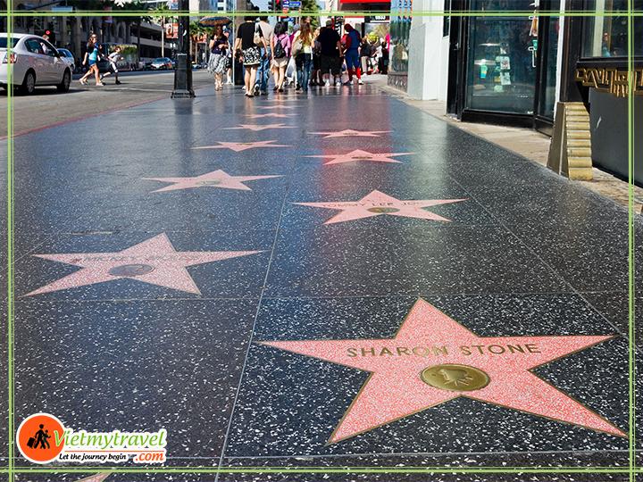 Du lịch Mỹ Tết 2019 - Tham quan Đại lộ danh vọng Hollywood