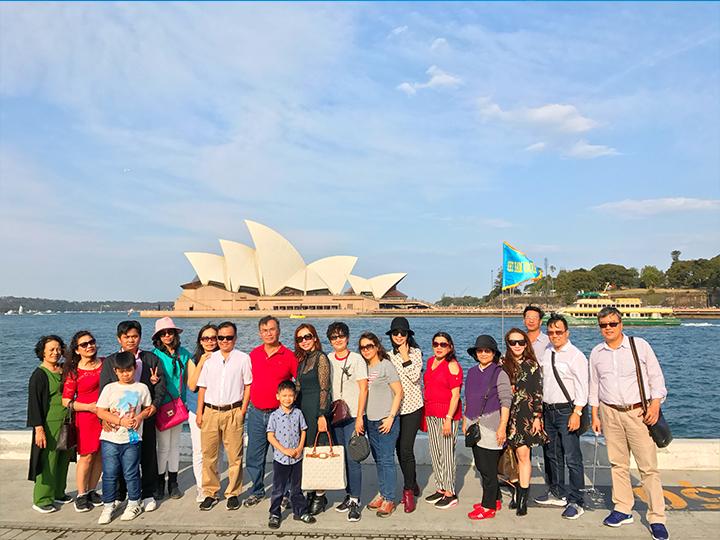 Xin Visa Úc và đi du lịch theo đoàn cùng Vietmytravel.