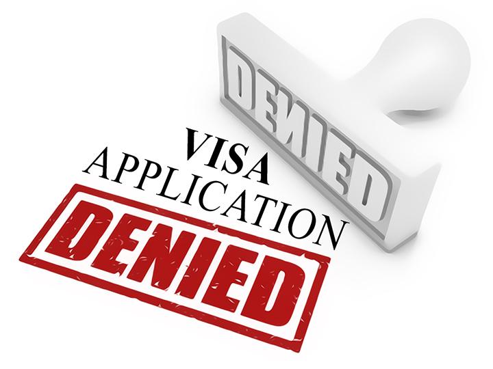 Xin Visa Úc có rất nhiều lý do khiến hồ sơ bị từ chối.