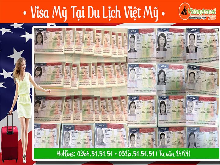 Khách hàng đậu Visa Mỹ tháng 10/2018 tại Du lịch Việt Mỹ.