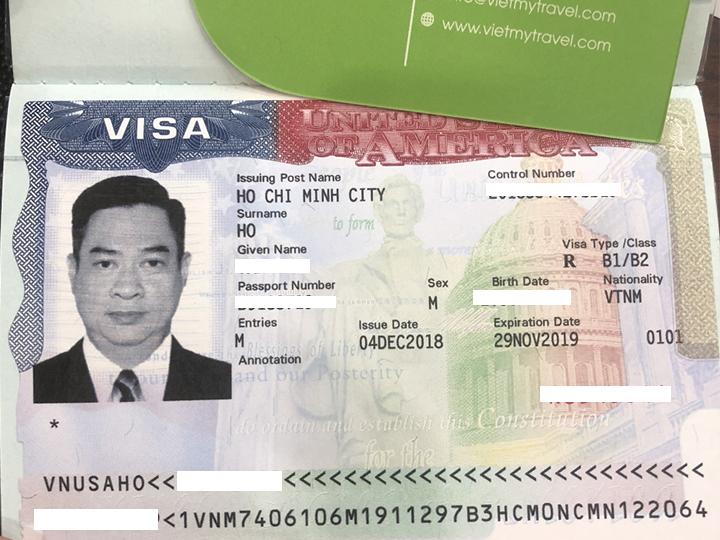 Có hồ sơ bảo Lãnh định cư vẫn đậu Visa Mỹ tại Vietmytravel.