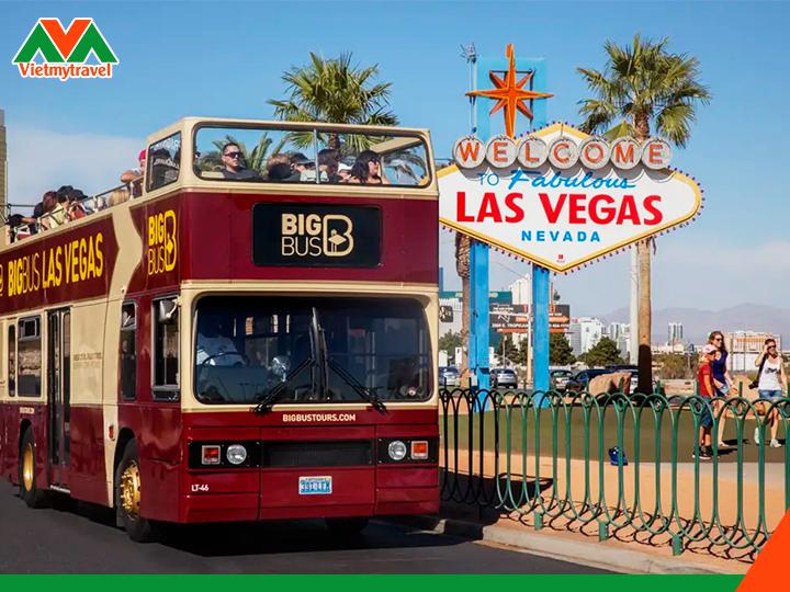 Las Vegas - du lịch mỹ -vietmytravel