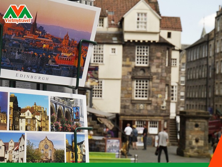 The Royal Mile-Anh-vietmytravel